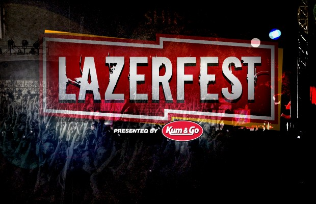 LAZERfest 2014 – Presented by Kum & Go