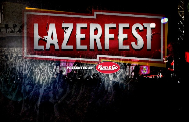 LAZERfest presented by Kum & Go