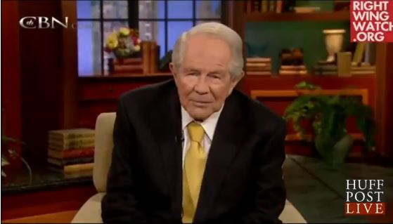 Pat Robertson Cheating Fiasco