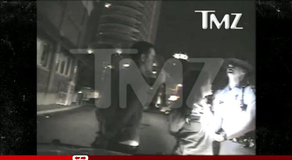 Reese Witherspoon Arrest Video