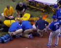 VideoCapture-pitcher hit in head
