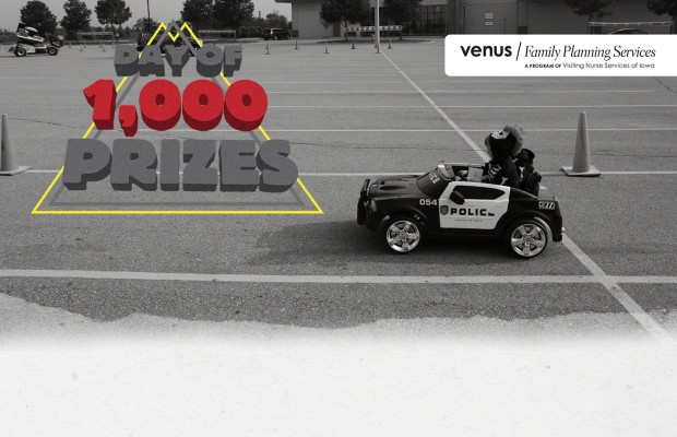 MEDIA: Lazer 103.3's Day of 1,000 Prizes