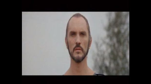 General Zod from 'Superman 2', actor Terence Stamp