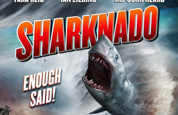 """Sharknado! 2"" director Anthony Ferrante"