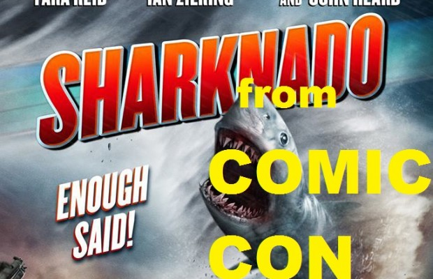 Comic Con Update from Sharknado! director