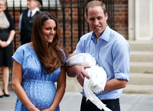 Royal Watcher on Royal Baby