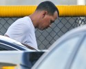 A-Rod-gettingInCar