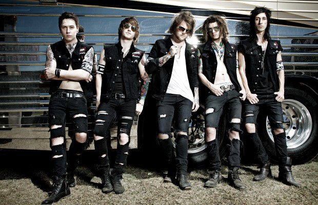 Asking Alexandria w/Motionless in White, Upon a Burning Body, Crown the Empire