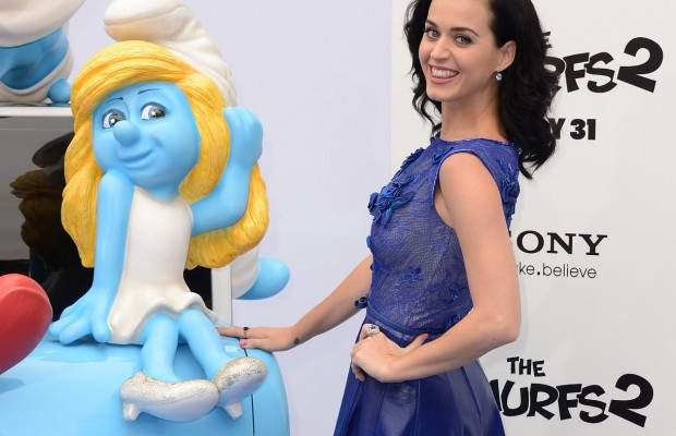 Katy Perry Farts on your Nose