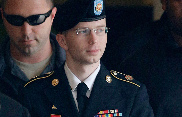 Bradley Manning Wants To Be a Woman Now