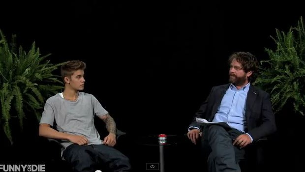 Between Two Ferns: Justin Bieber