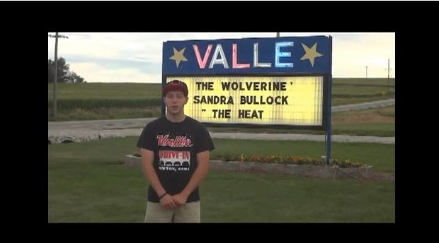 Save Valle Drive-In!