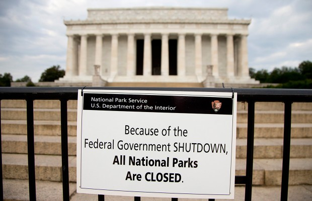 Government Shutdown: What's closed/What's open