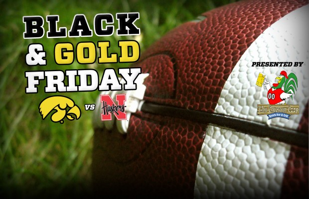 Black & Gold Friday is back