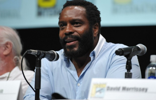 """The Walking Dead's"" Chad Coleman"