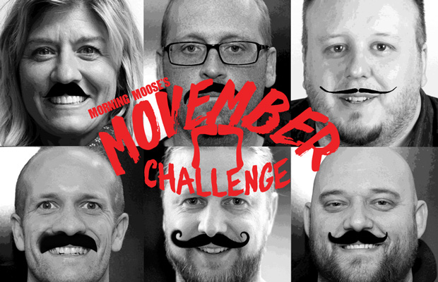 Andy – Movember Challenge