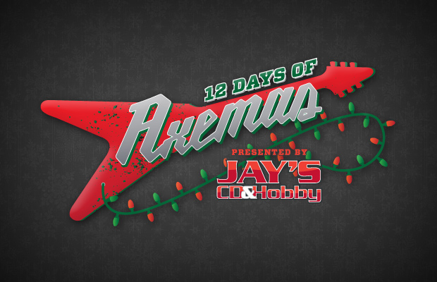 12 Days of Axemas presented by Jay's CD & Hobby