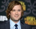 "Haley Joel Osment arrives at the LA Premiere screening of ""The Spoils of Babylon"" at the DGA Theater on Tuesday, Jan. 7, 2014 in Los Angeles."