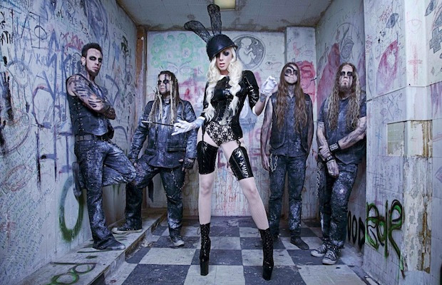 Maria Brink In This Moment Tour