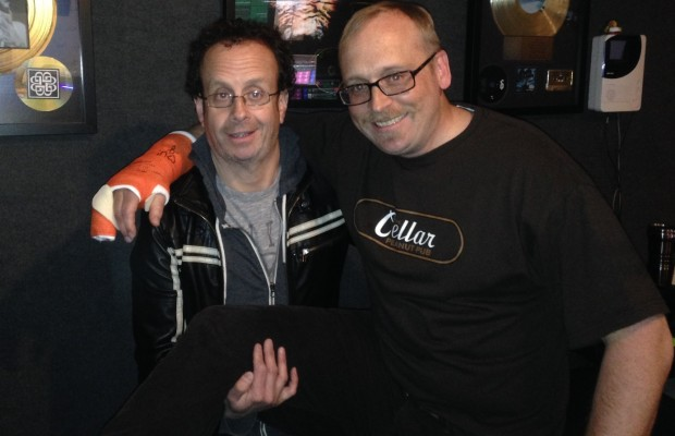 "Kevin McDonald from ""The Kids In The Hall"""
