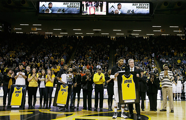 Gary Dolphin Previews Hawkeyes Big 10 Tourney