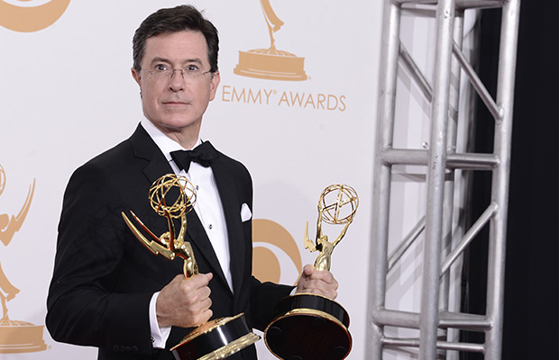 On Stephen Colbert Replacing Letterman