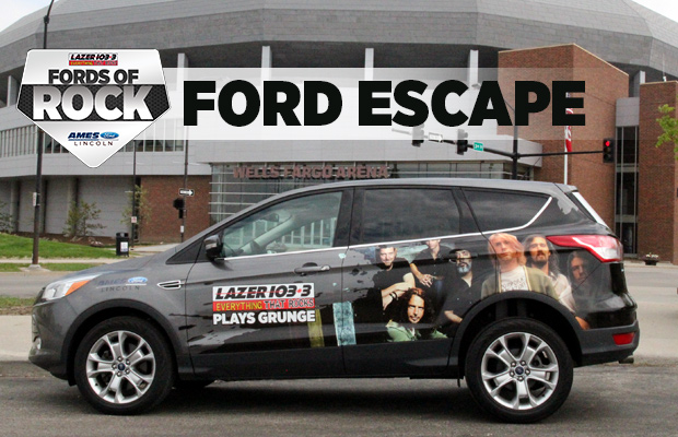 Fords of Rock – Ford Escape