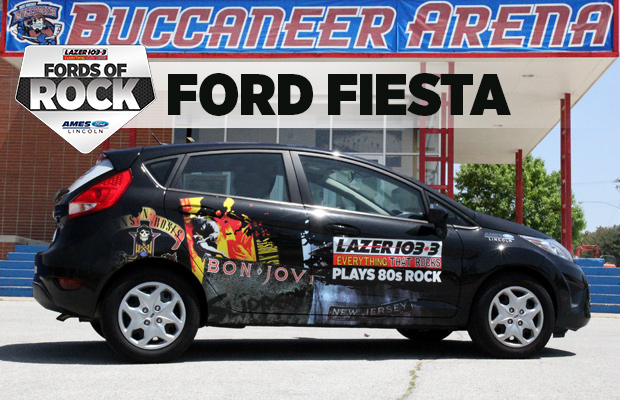 Fords of Rock – Ford Fiesta