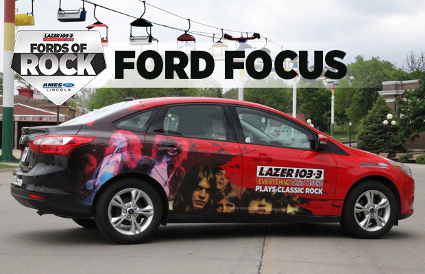 Fords of Rock – Ford Focus