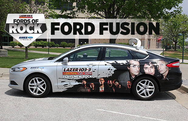 Fords of Rock – Ford Fusion
