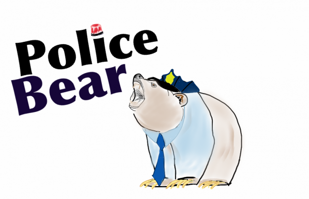 'Cops' is back and so is 'Police Bear'