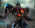 "This photo released by Paramount Pictures shows Optimus Prime in the film, ""Transformers: Age of Extinction."""