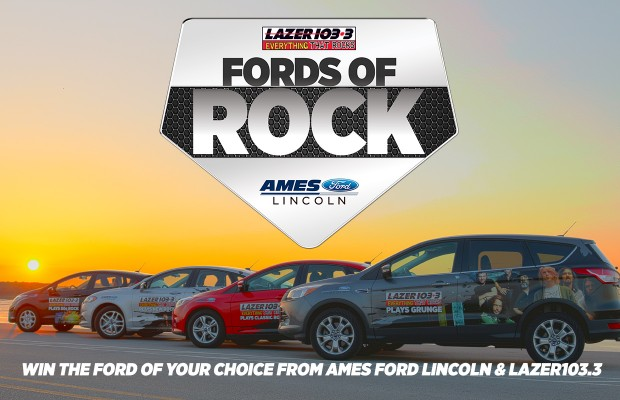 Fords of Rock: Final Giveaway