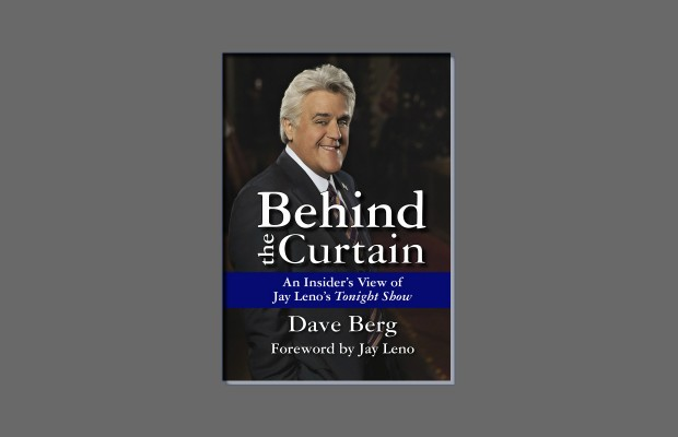 'Behind The Curtain' author Dave Berg