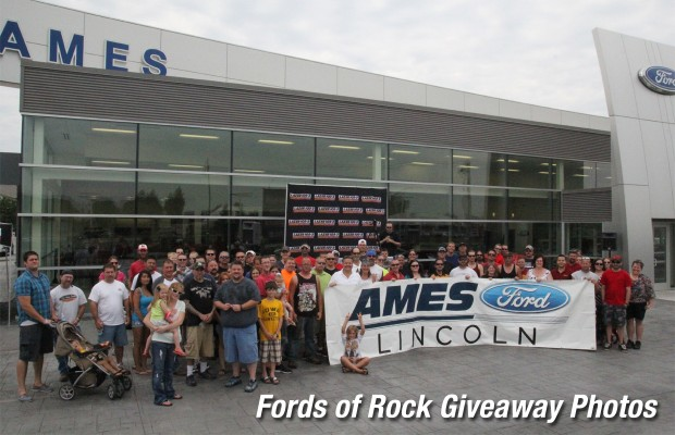 Fords of Rock Giveaway