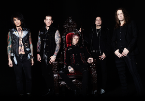 Win Buckcherry Tickets