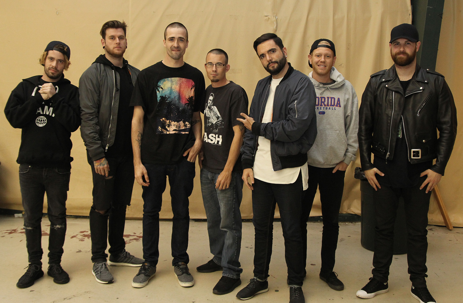 A day to remember meet and greet lazer 1033 a day to remember meet and greet m4hsunfo