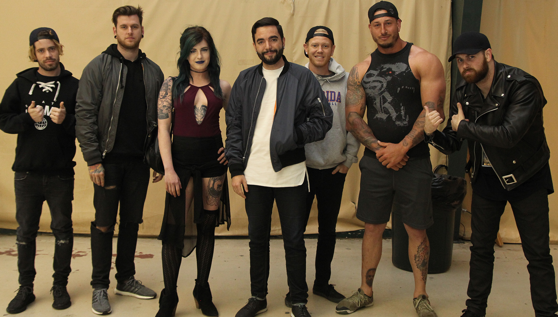A day to remember meet and greet lazer 1033 please enable javascript to view the comments powered by disqus m4hsunfo